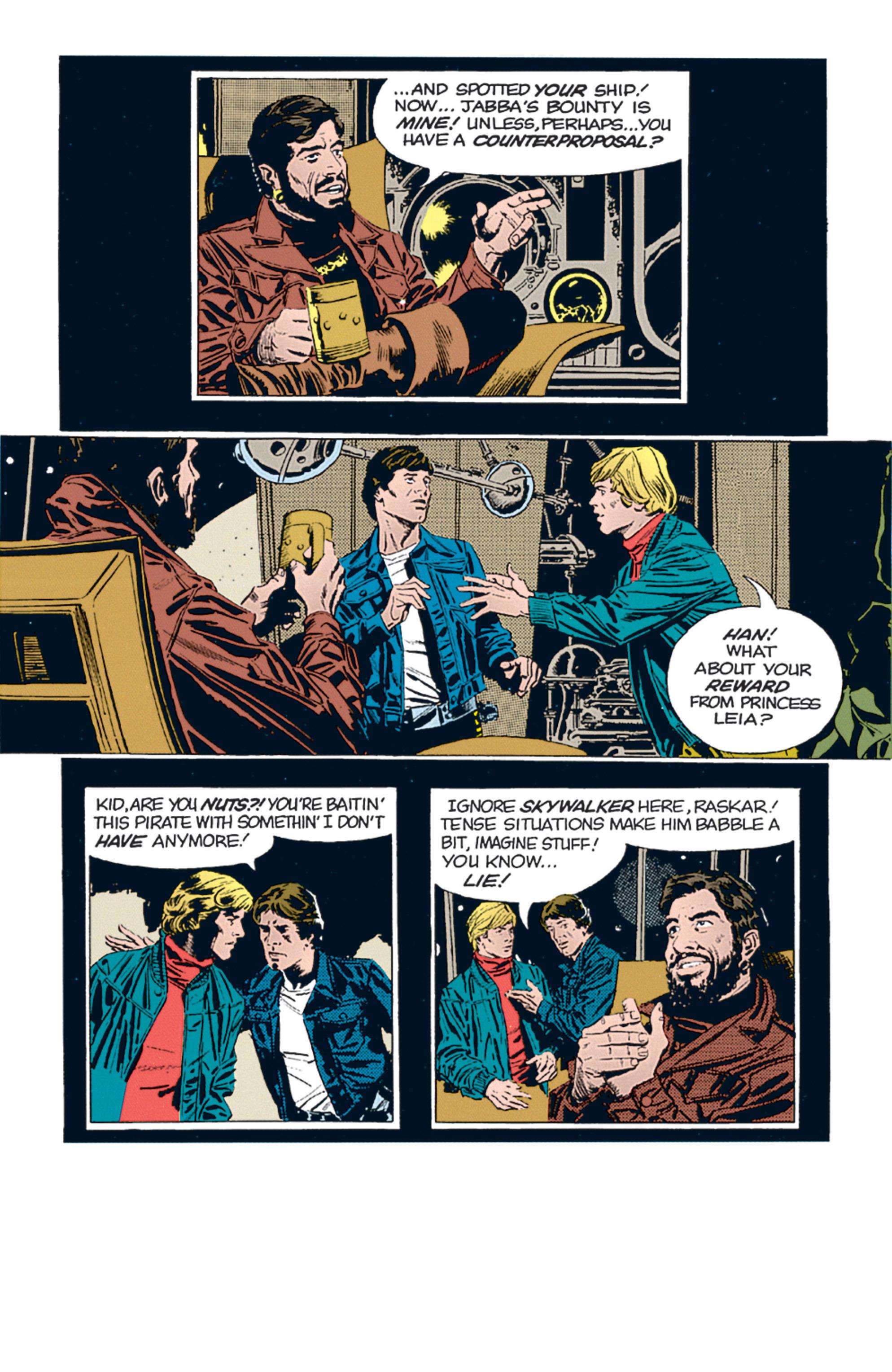 Classic Star Wars #19 #19 - English 17