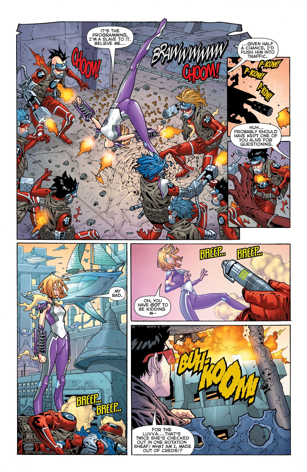Threshold (2013) Issue #7 #7 - English 29