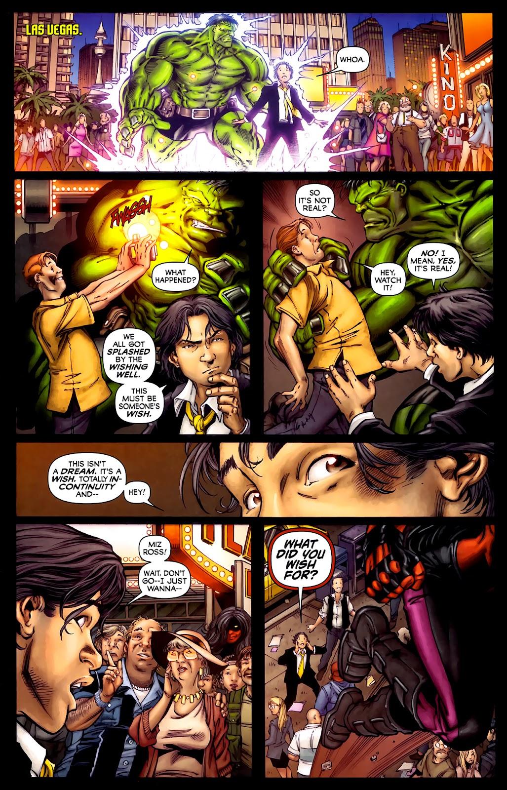 Incredible Hulks (2010) Issue #631 #21 - English 8