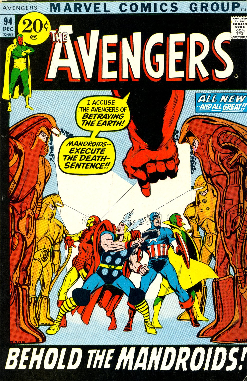 The Avengers (1963) 94 Page 1