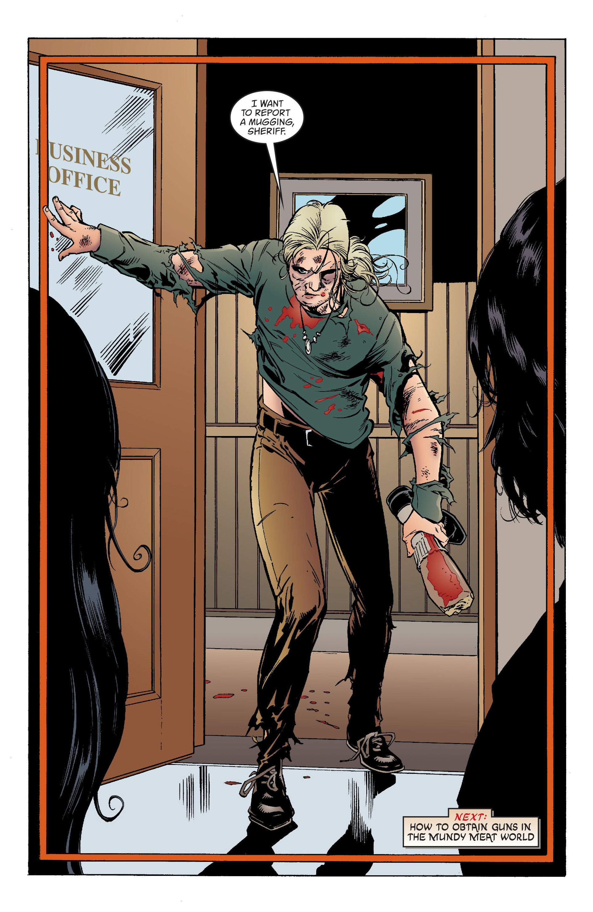 Fables 21 Page 23