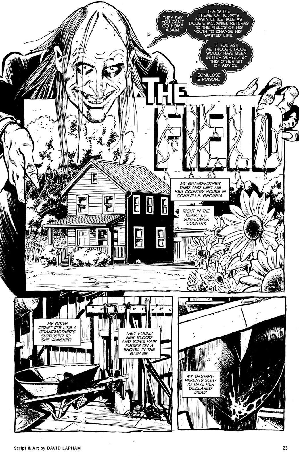 Creepy (2009) Issue #5 #5 - English 25