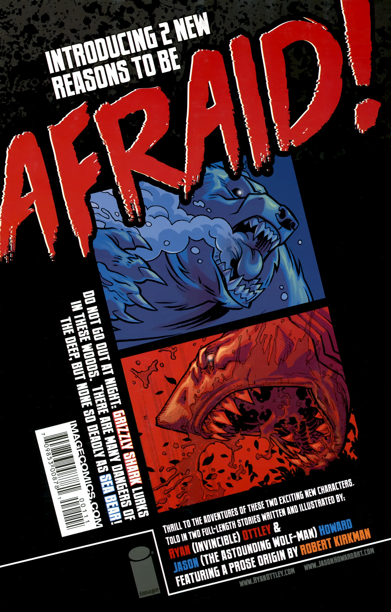 Read online Sea Bear & Grizzly Shark comic -  Issue # Full - 51