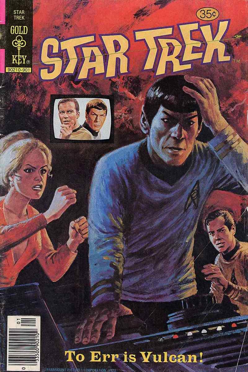 Star Trek (1967) #59 #59 - English 1