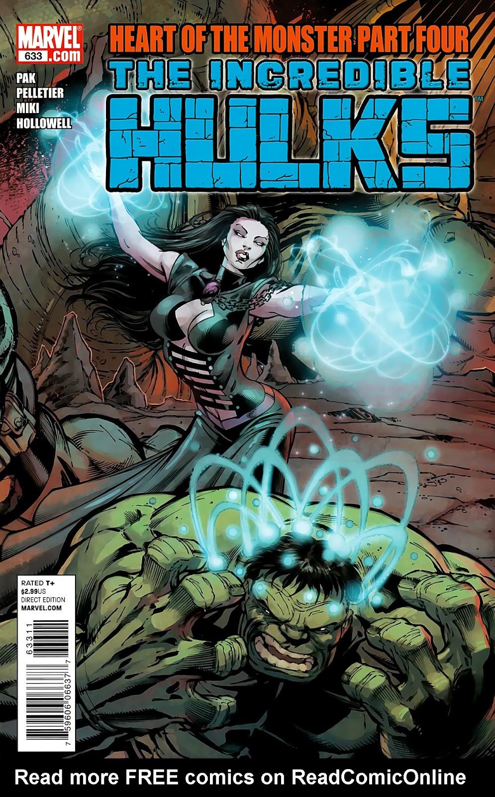 Incredible Hulks (2010) Issue #633 #23 - English 1