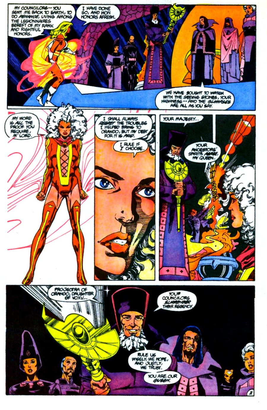 Tales of the Legion Issue #352 #39 - English 3