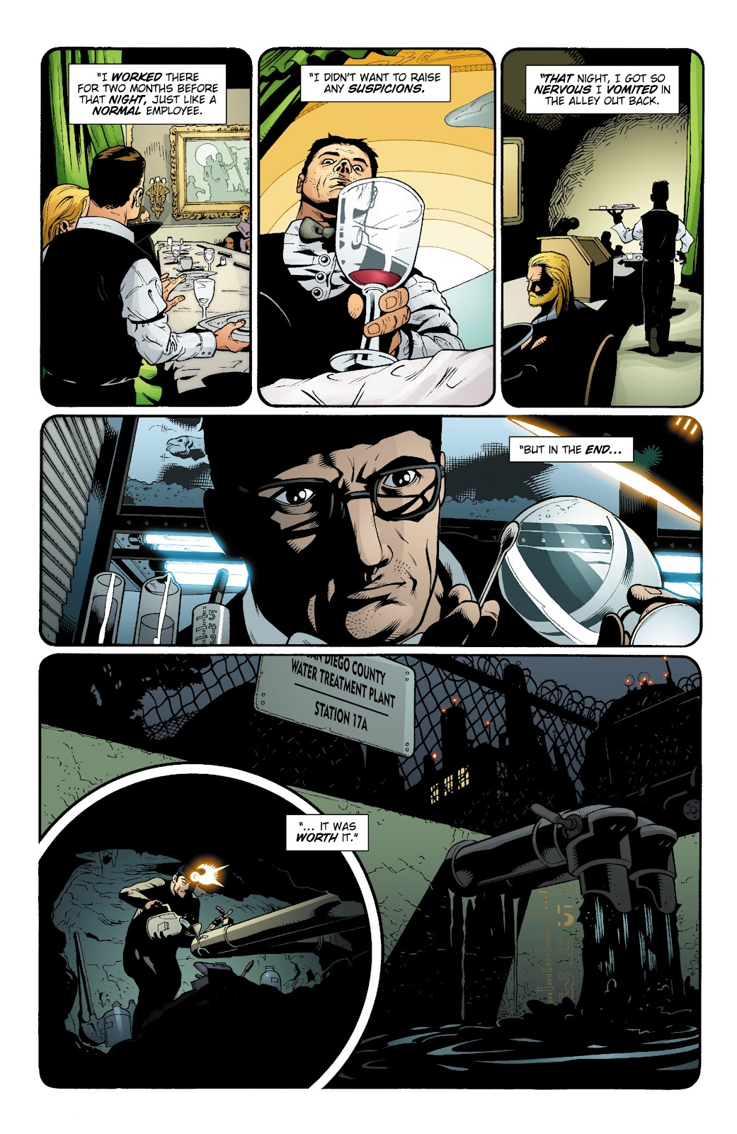 Aquaman (2003) Issue #19 #19 - English 14