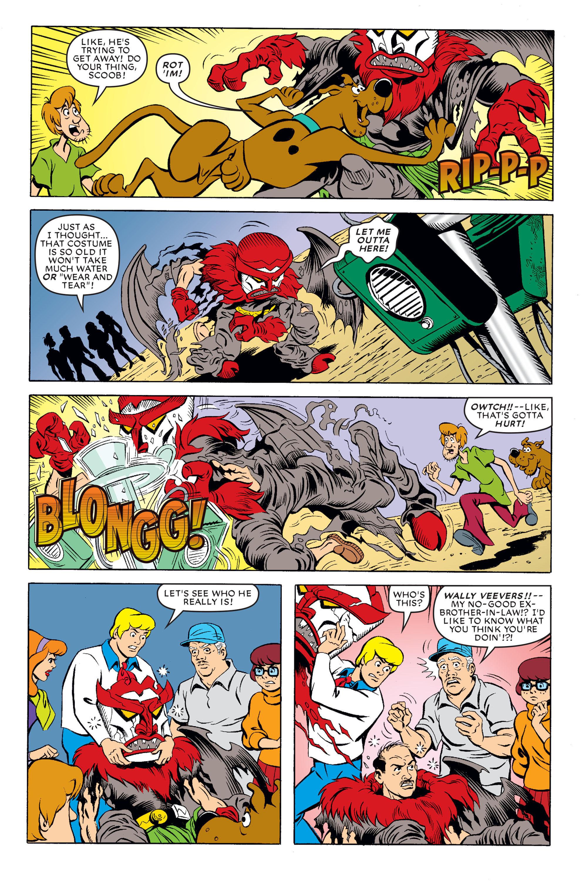 Read online Scooby-Doo (1997) comic -  Issue #68 - 12