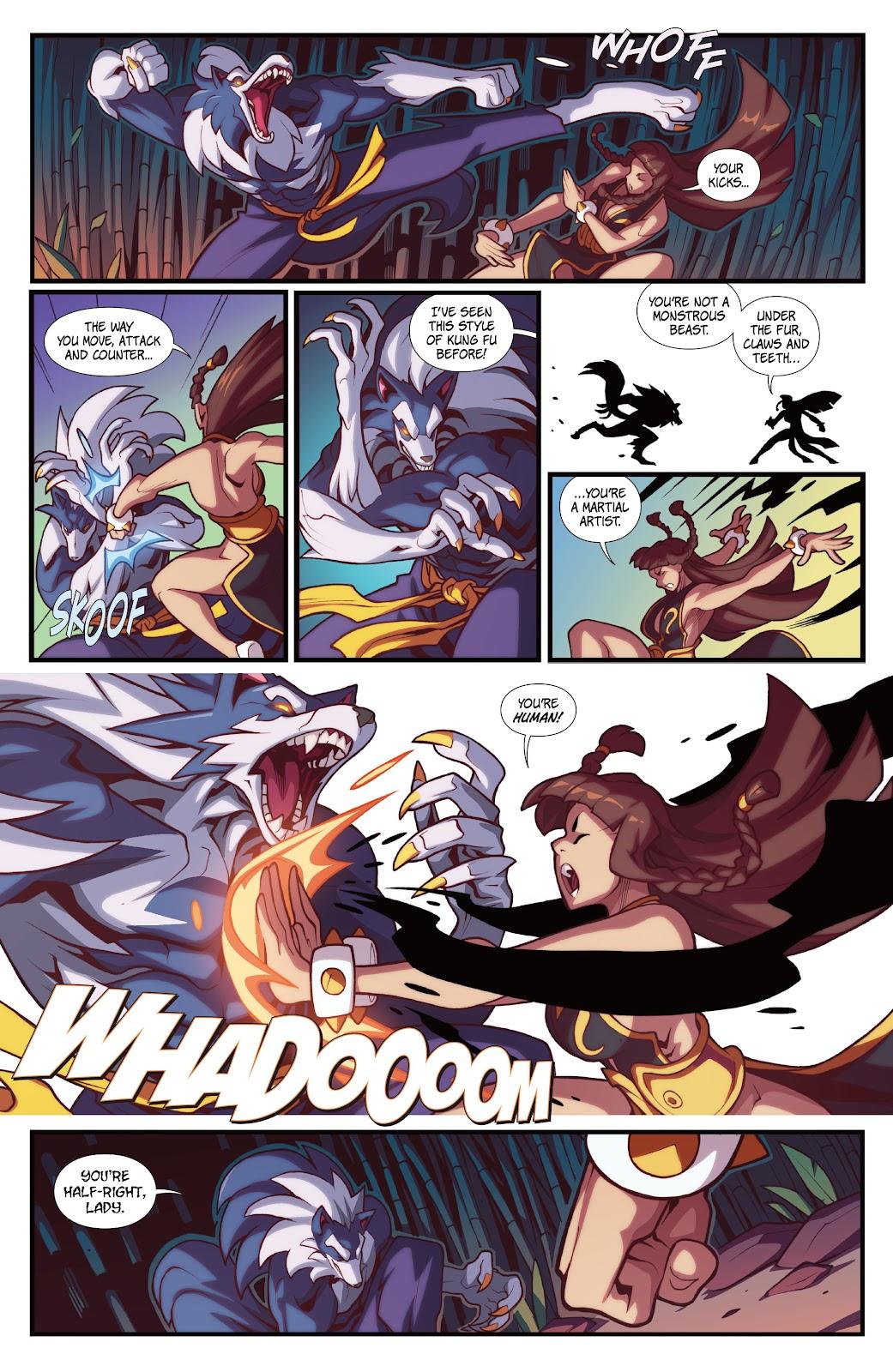 Street Fighter VS Darkstalkers Issue #1 #2 - English 17