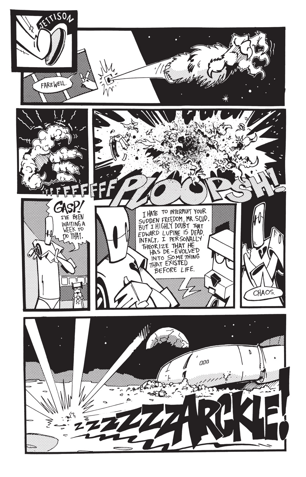 Read online Scud: The Disposable Assassin: The Whole Shebang comic -  Issue # TPB (Part 2) - 93