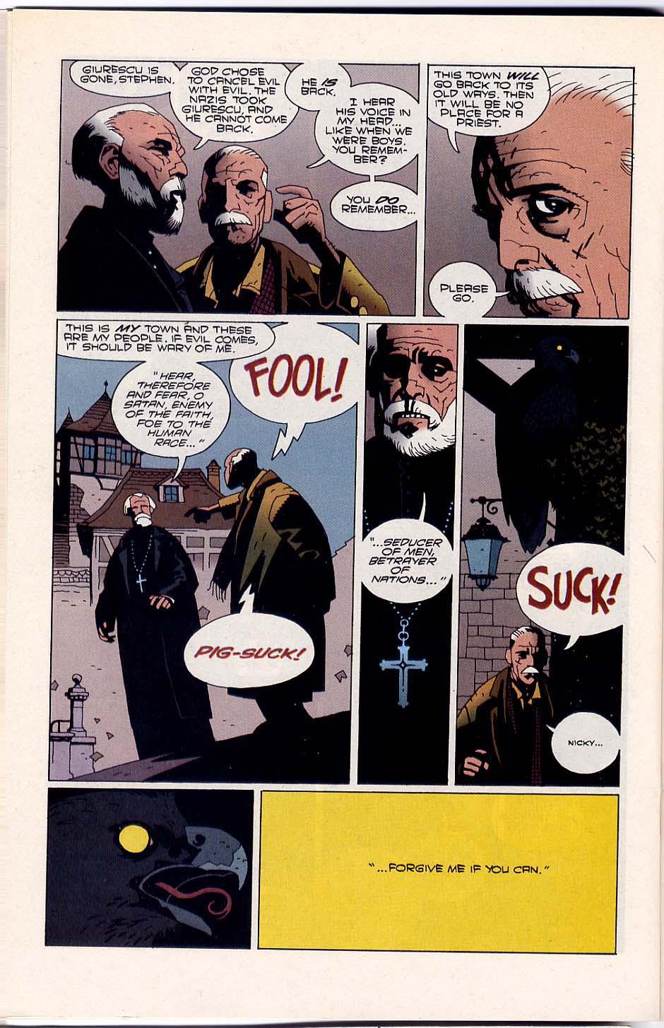 Hellboy: Wake the Devil Issue #3 #3 - English 22