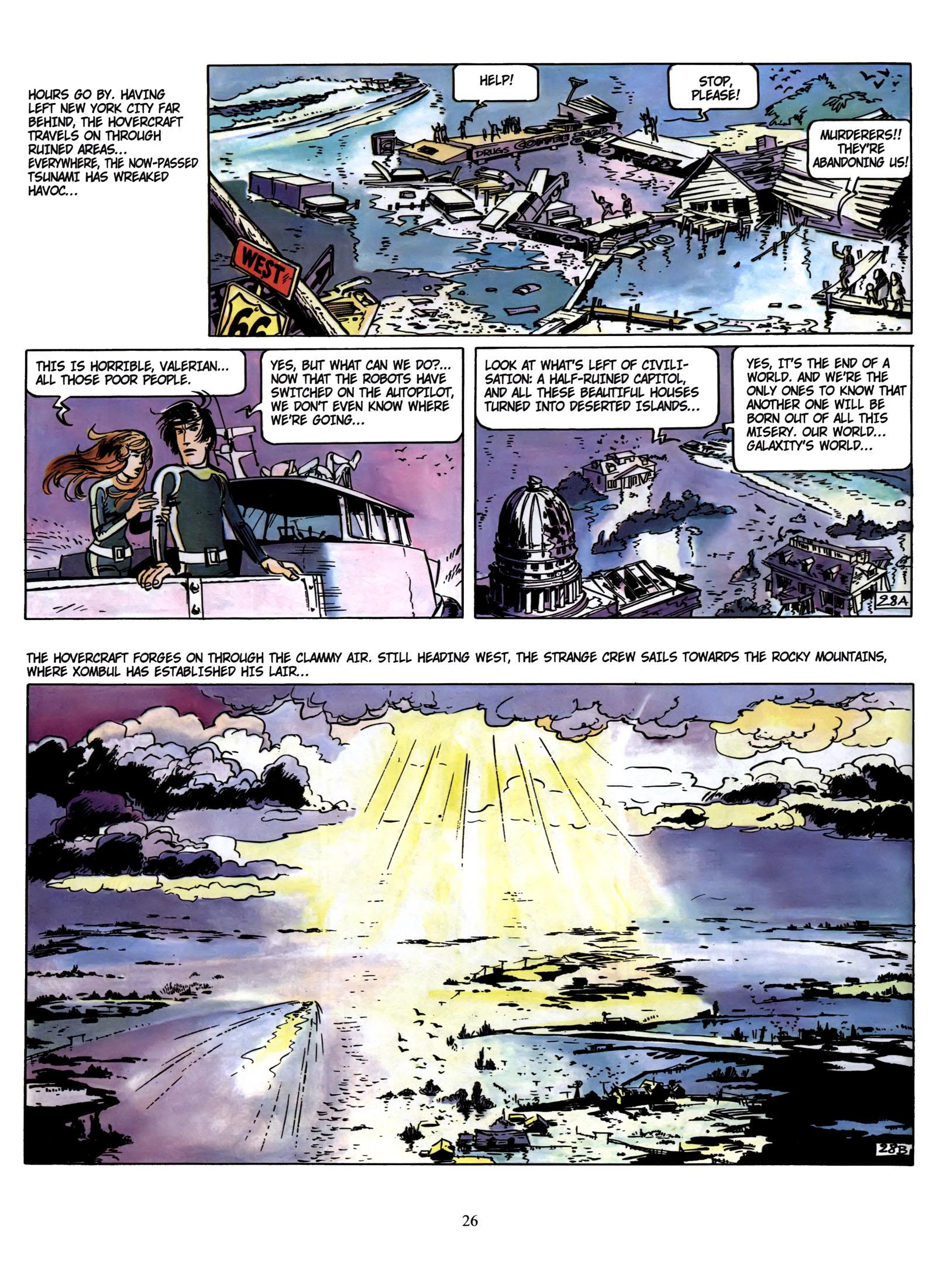 Valerian and Laureline #1 #23 - English 27