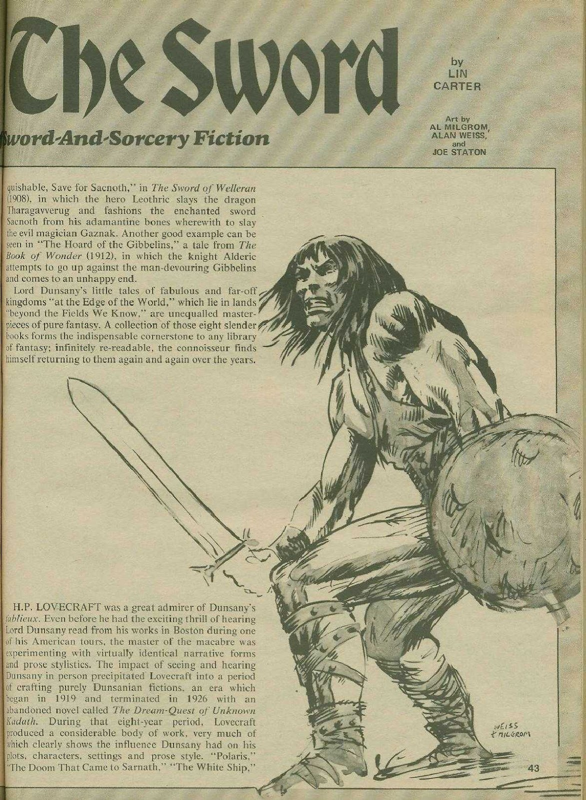 The Savage Sword Of Conan Issue #2 #3 - English 42