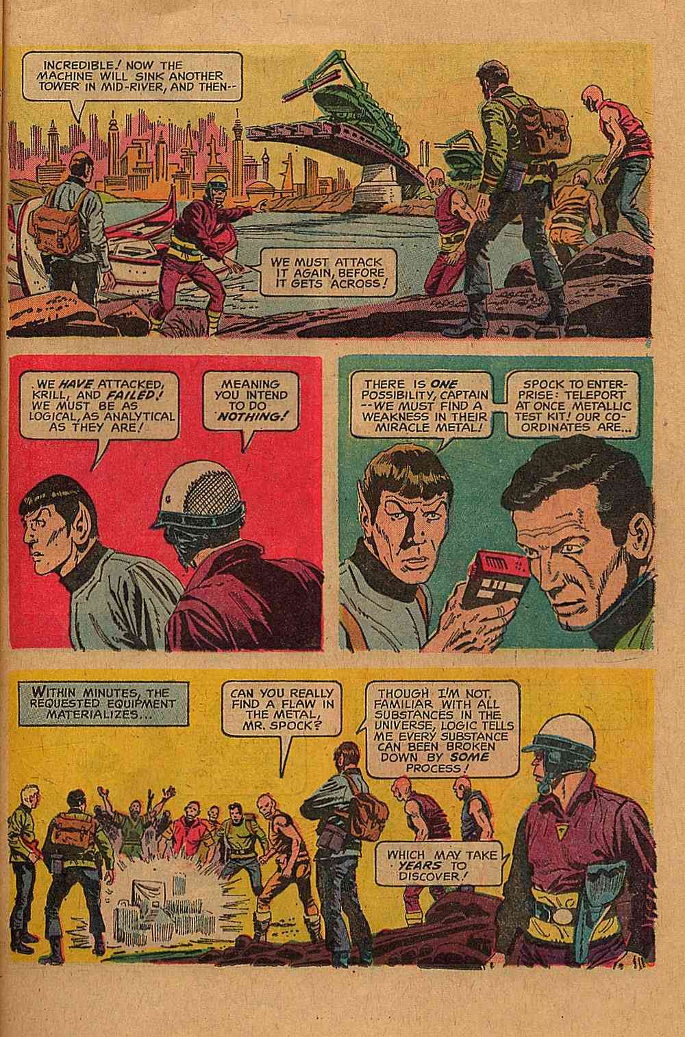 Star Trek (1967) Issue #3 #3 - English 20
