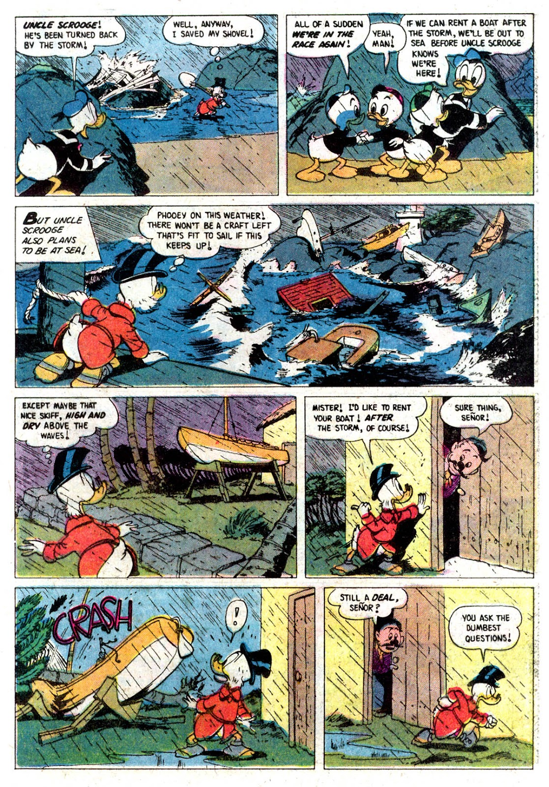 Uncle Scrooge (1953) Issue #177 #177 - English 16