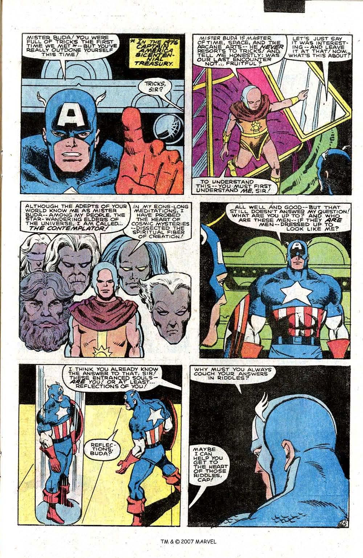 Captain America (1968) _Annual 6 #6 - English 21