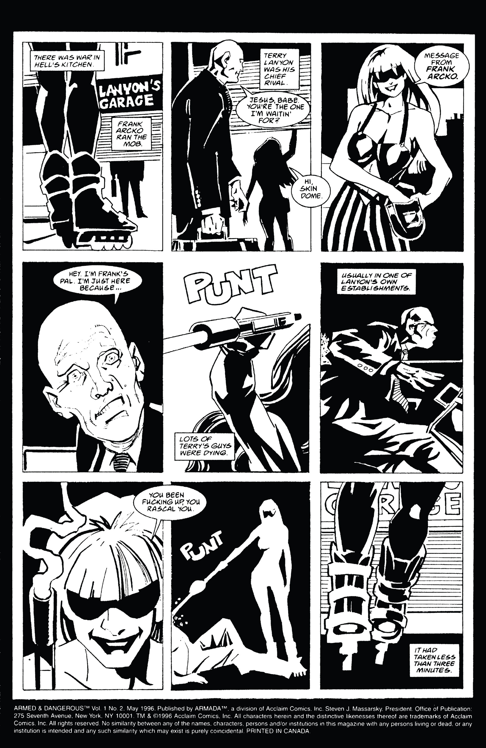 Armed & Dangerous 2 Page 2