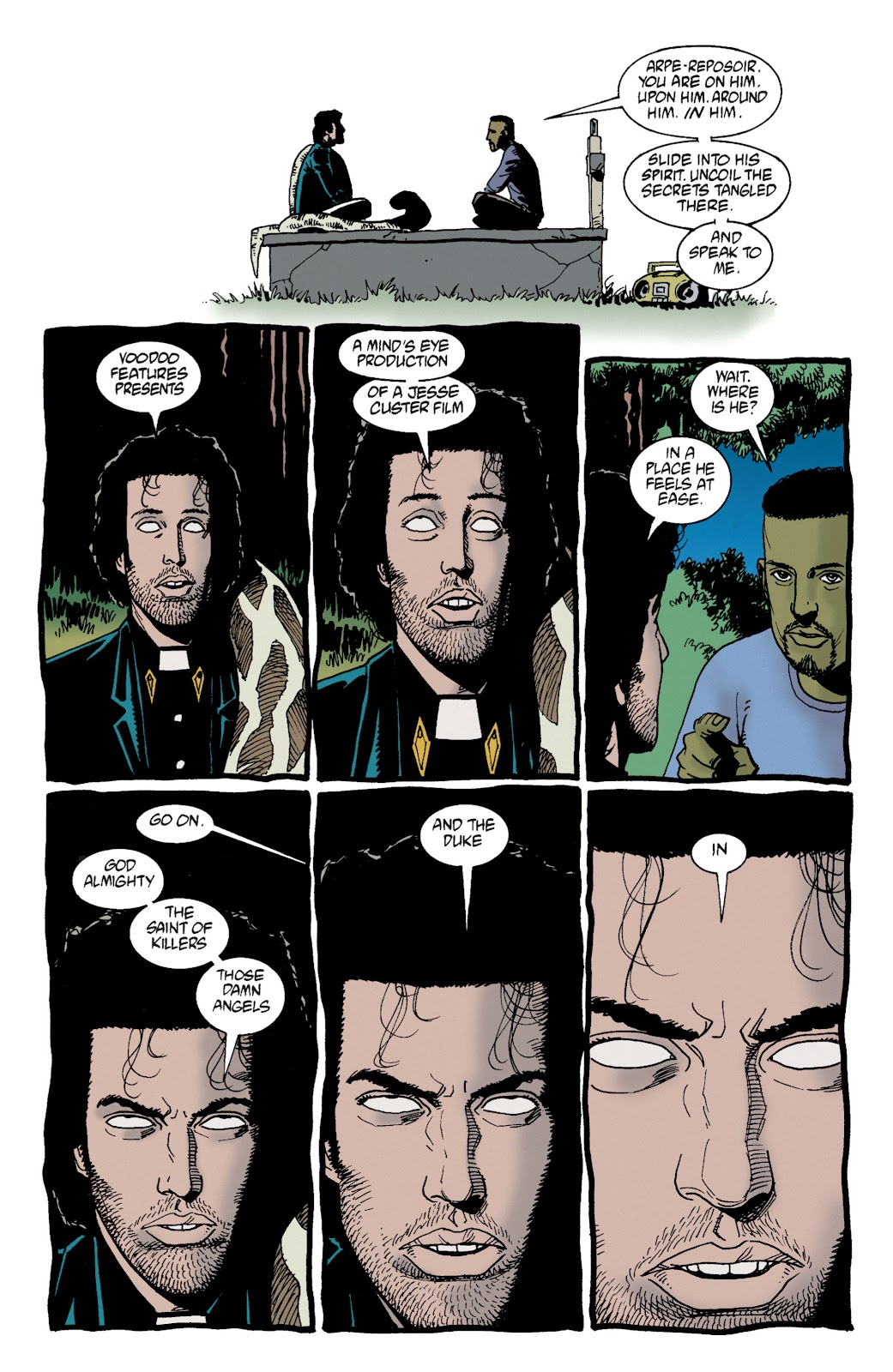 Preacher Issue #32 #41 - English 7