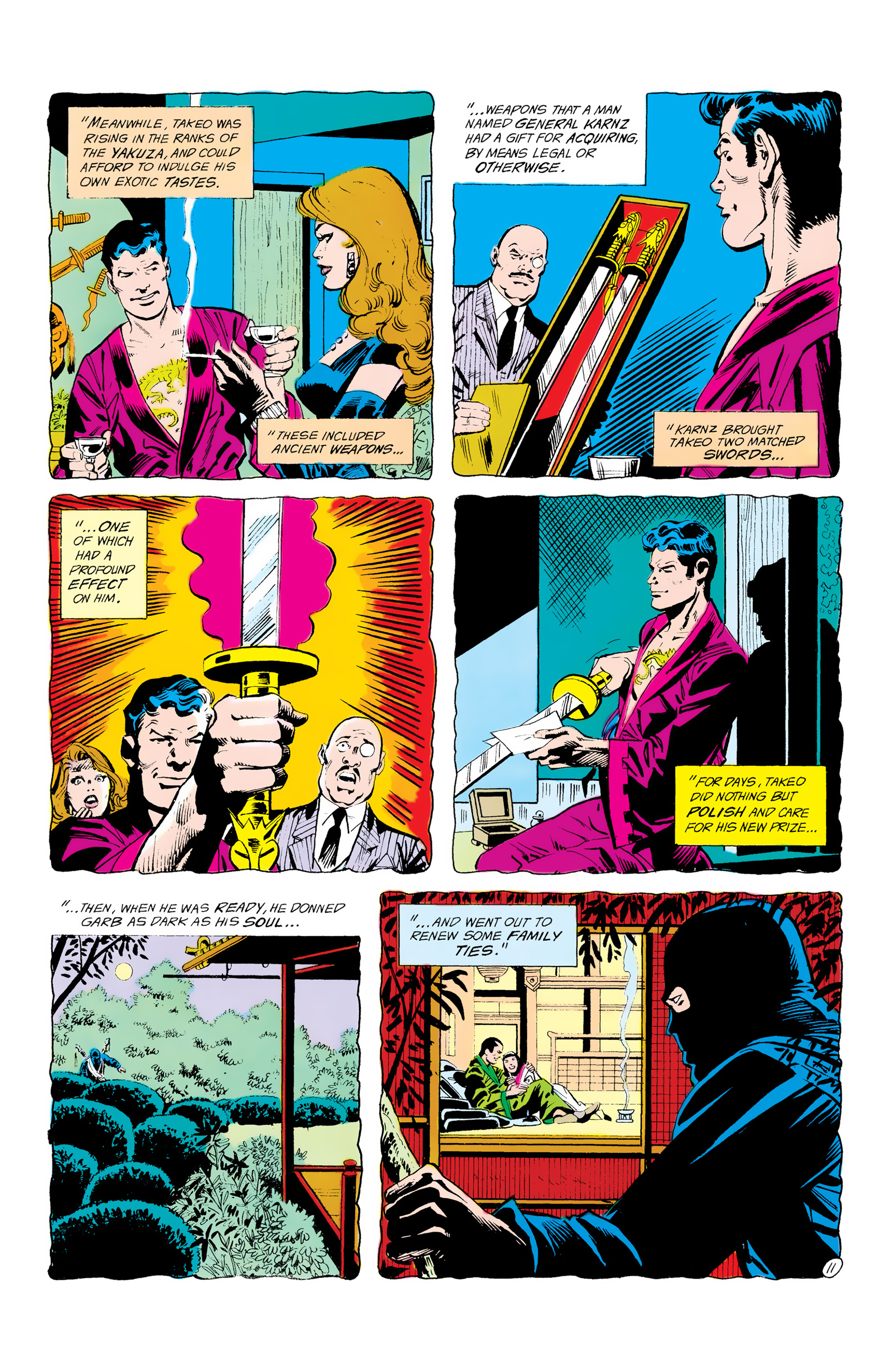 Batman and the Outsiders (1983) 12 Page 11