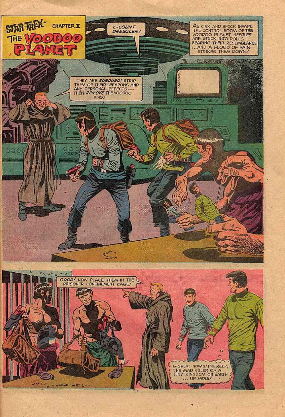 Star Trek (1967) Issue #7 #7 - English 16