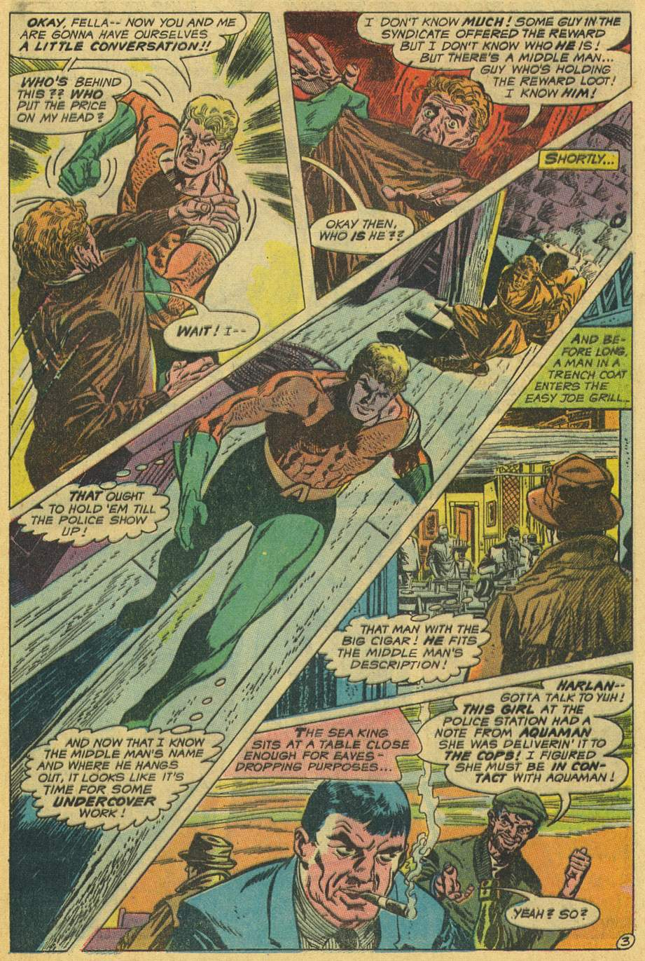 Aquaman (1962) Issue #45 #45 - English 5