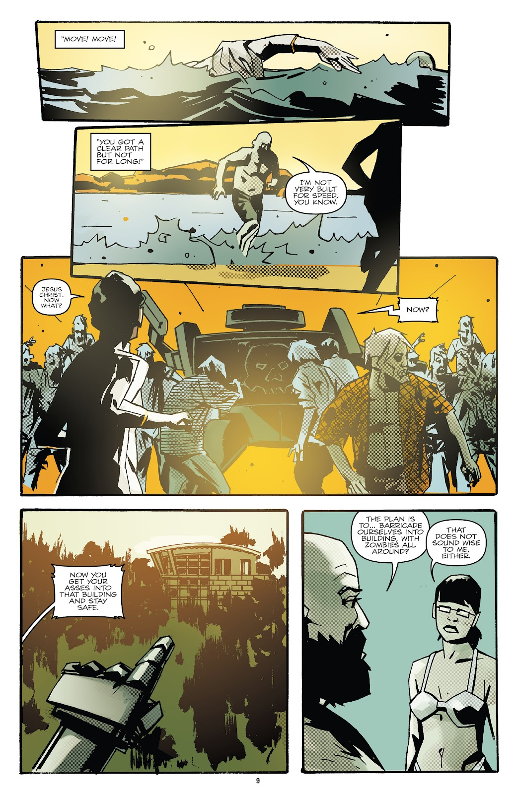 Zombies vs Robots (2015) Issue #9 Page 11