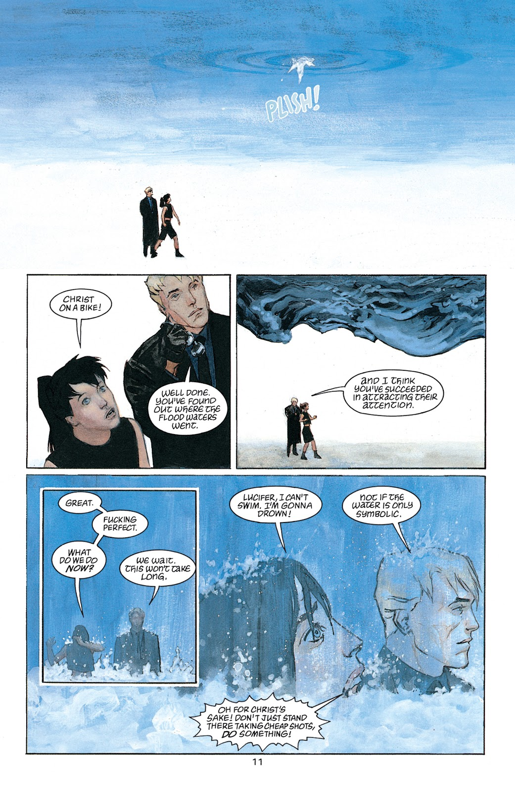 Sandman Presents: Lucifer Issue #3 #3 - English 12