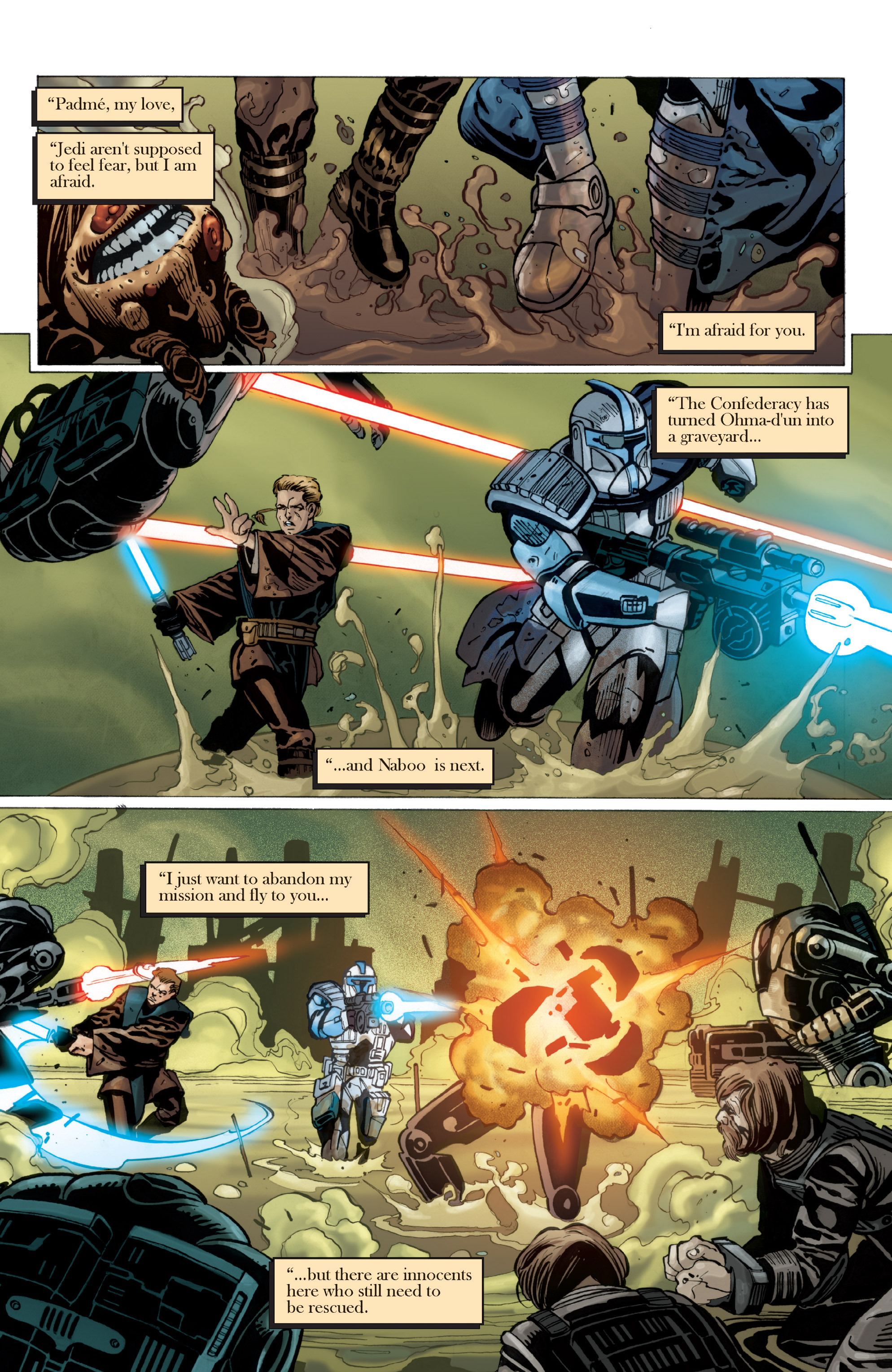 Star Wars Legends Epic Collection: The Clone Wars chap 1 pic 122