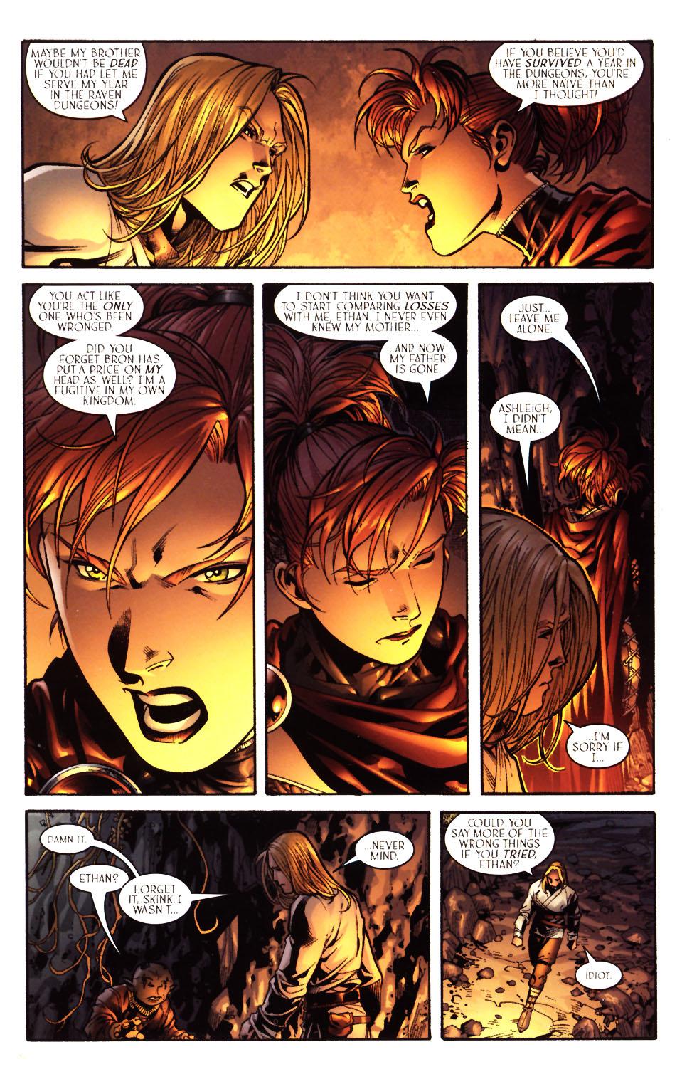 Read online Scion comic -  Issue #15 - 11