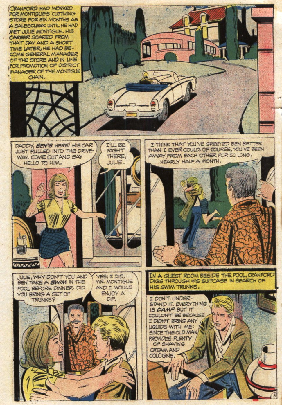 Read online Scary Tales comic -  Issue #12 - 18