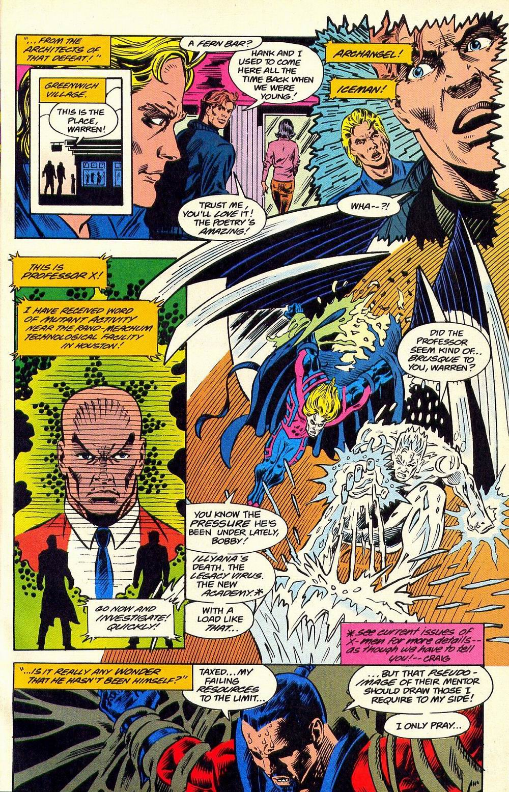 Read online Secret Defenders comic -  Issue #18 - 8