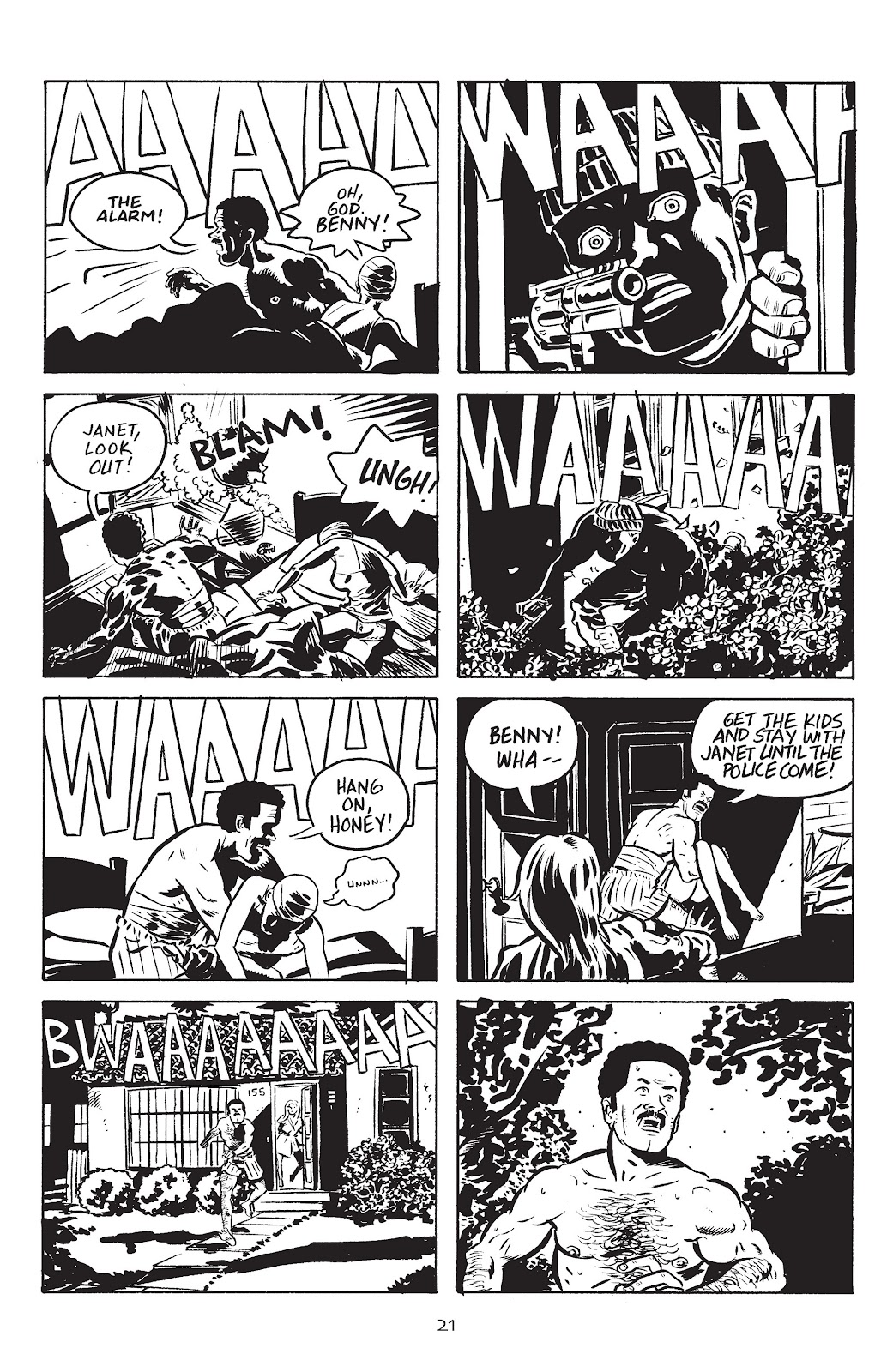 Stray Bullets Issue #21 #21 - English 23