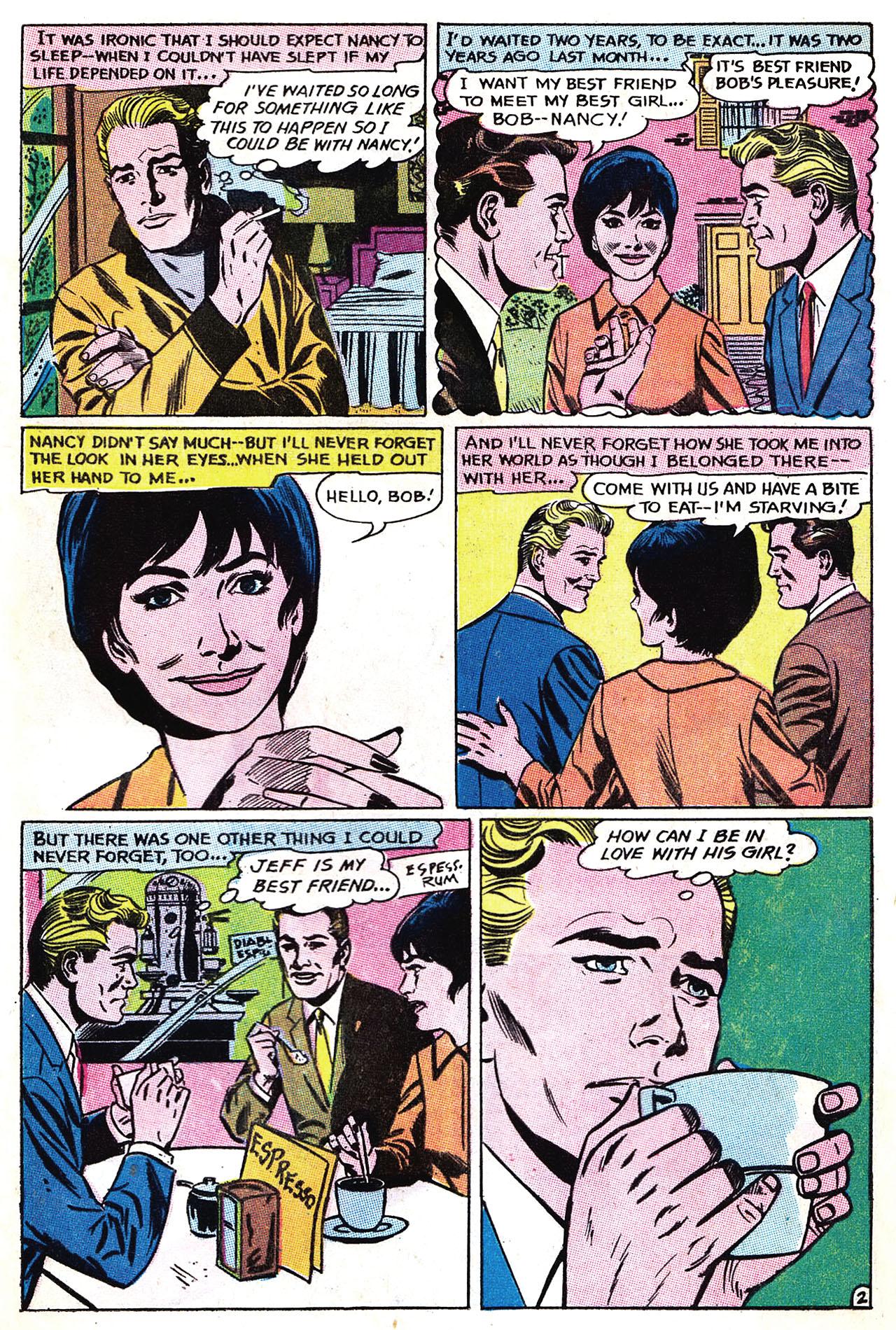 Read online Secret Hearts comic -  Issue #132 - 9