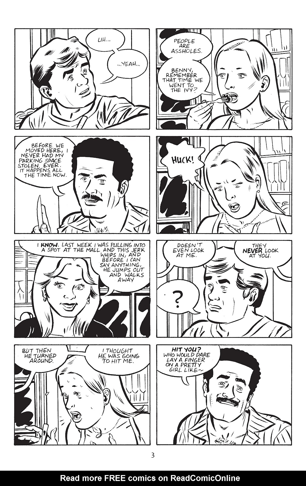 Stray Bullets Issue #21 #21 - English 5