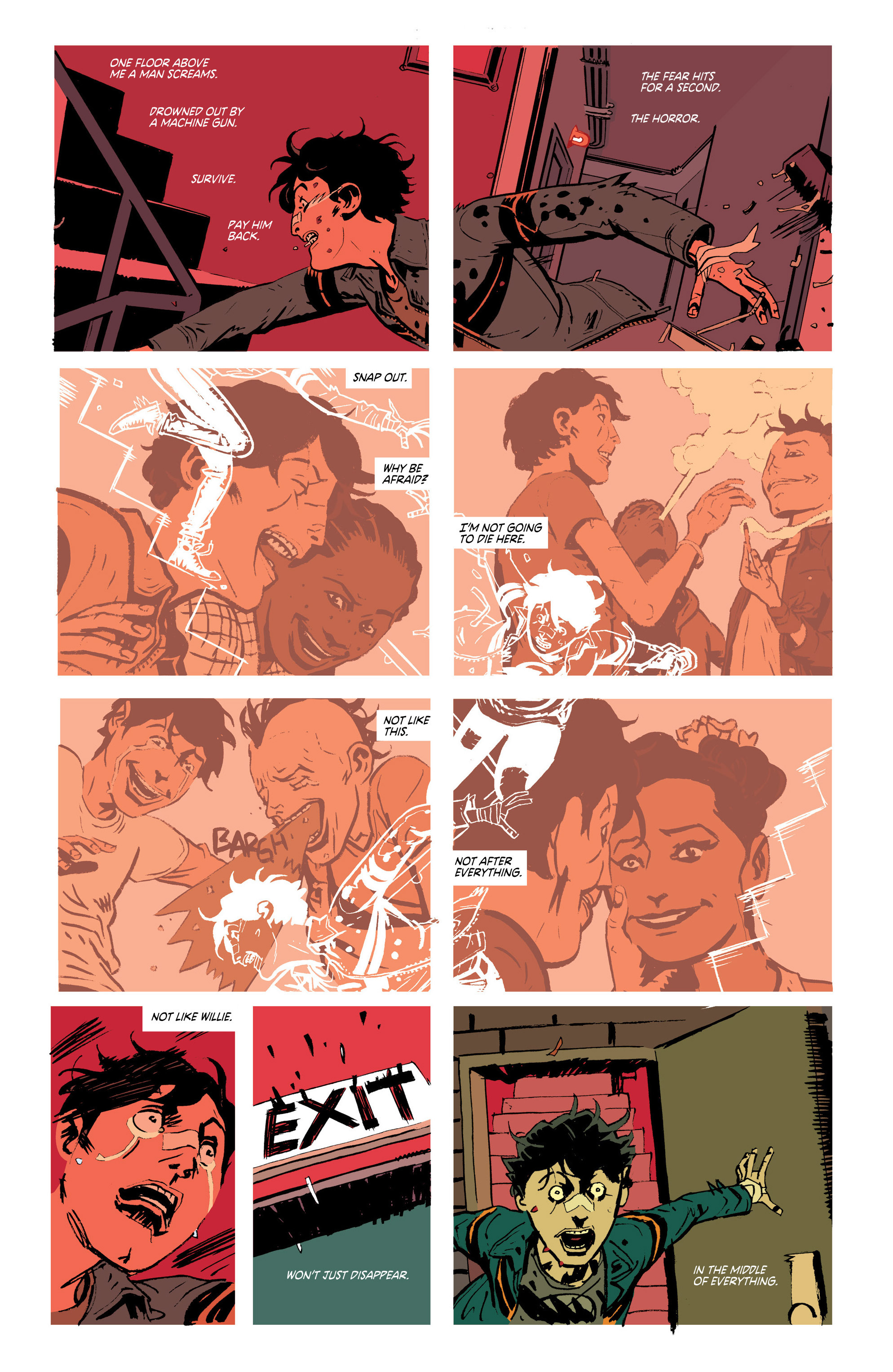 Read online Deadly Class comic -  Issue #21 - 27