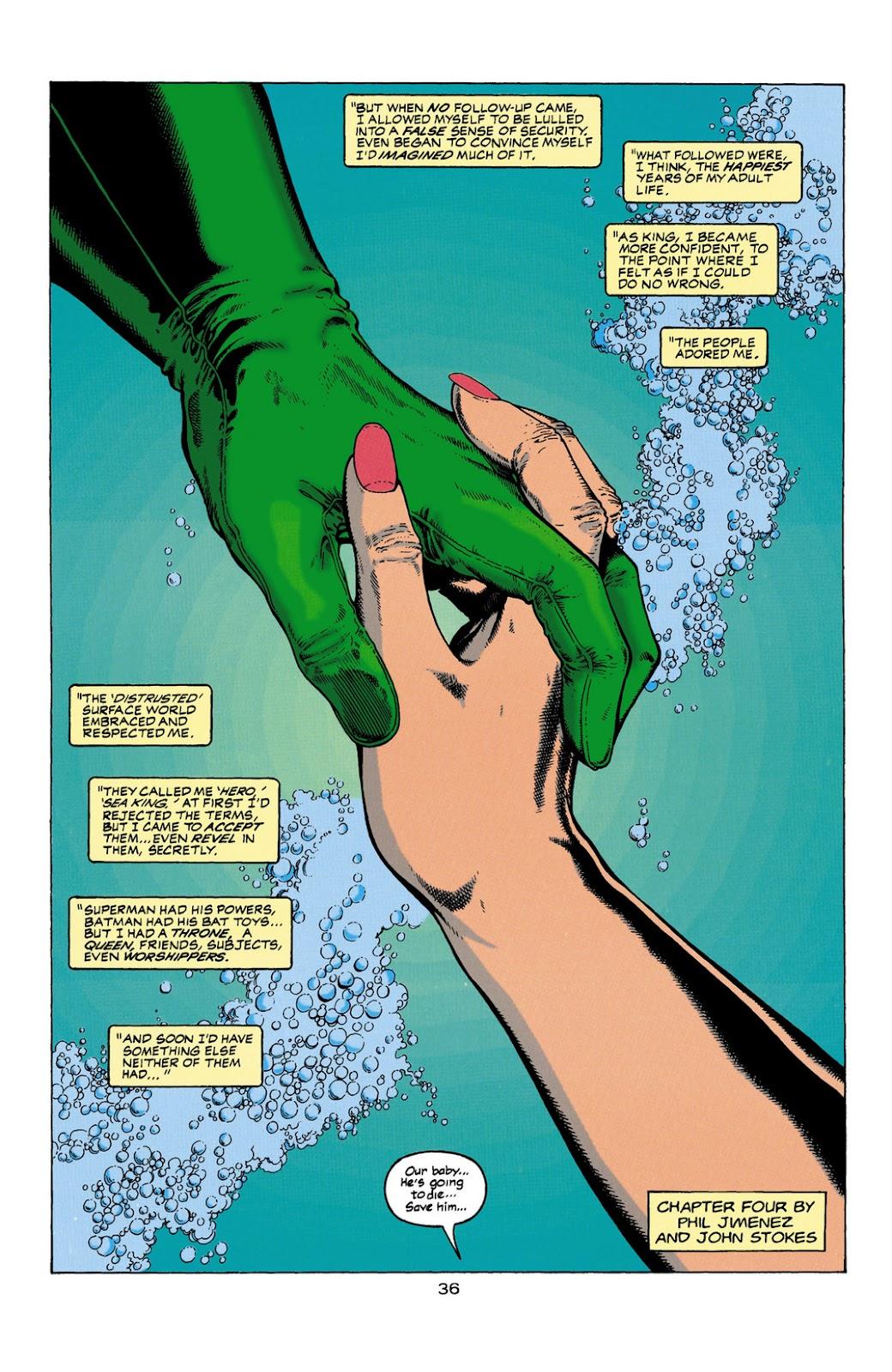 Aquaman (1994) _Annual 1 #1 - English 37