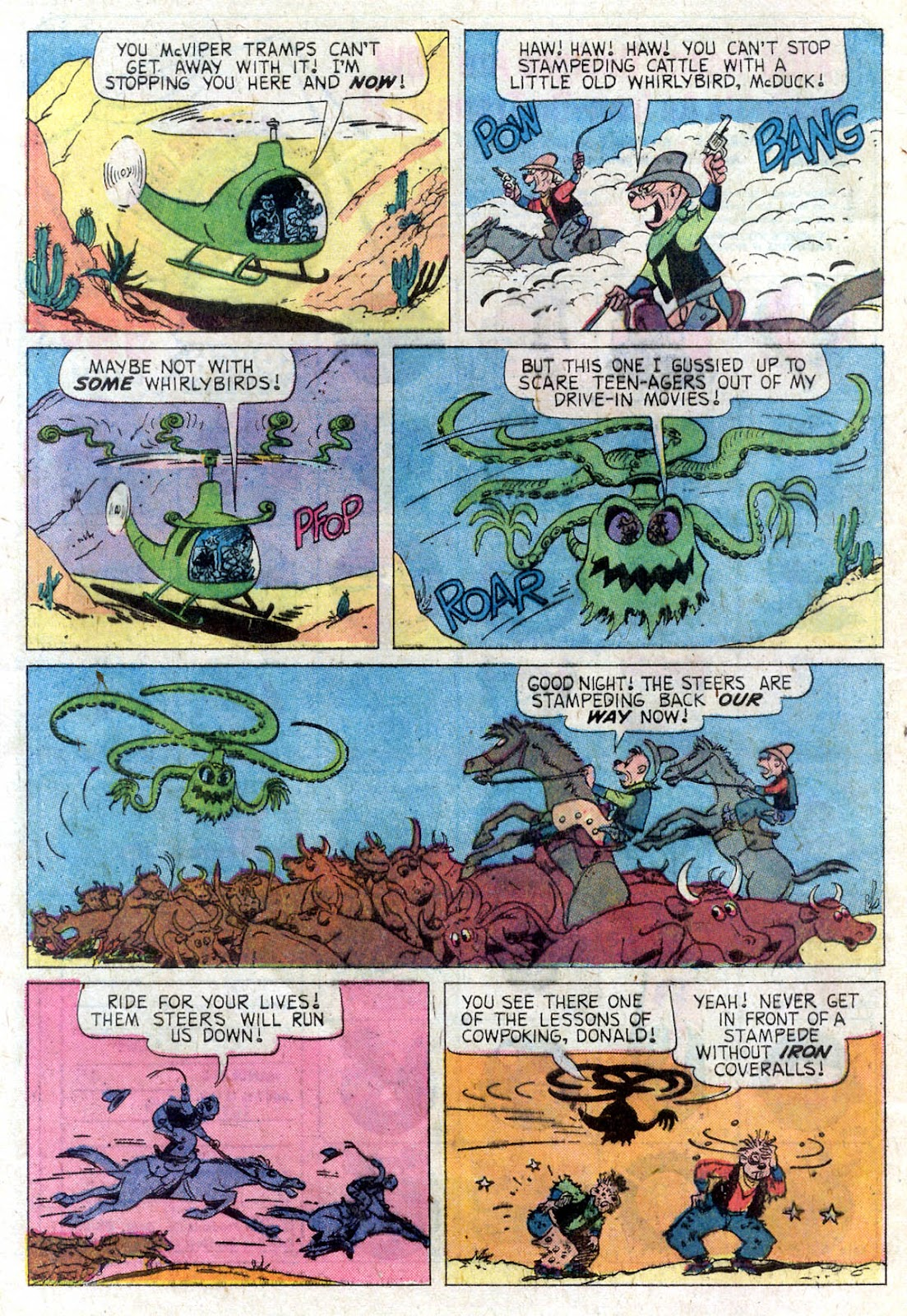 Uncle Scrooge (1953) Issue #126 #126 - English 5