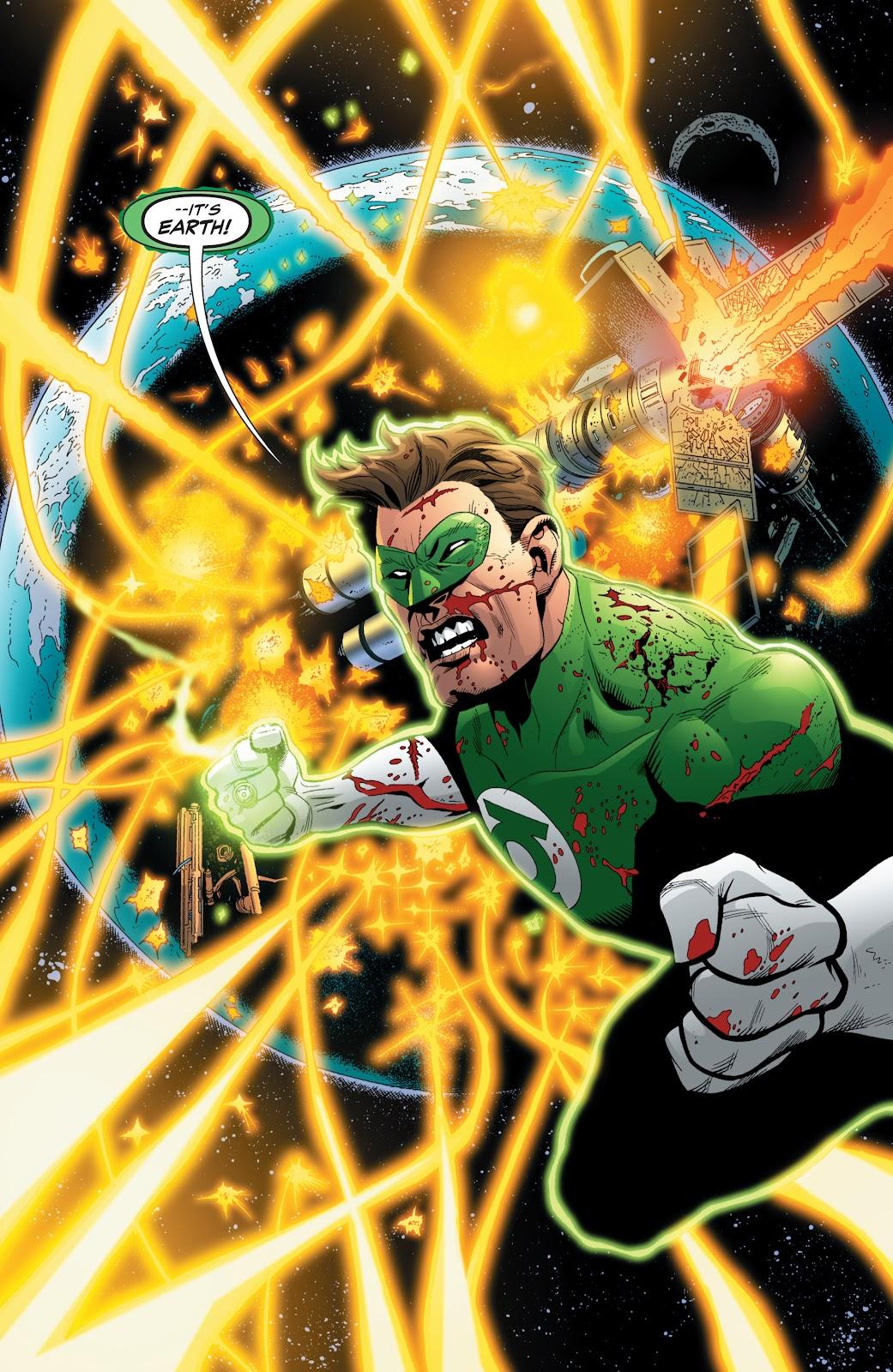 Green Lantern: The Sinestro Corps War Full #1 - English 179