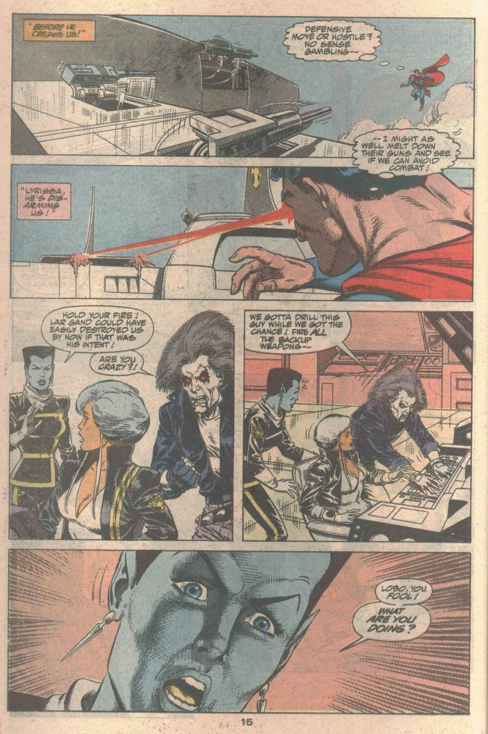 Adventures of Superman (1987) _Annual_2 Page 14