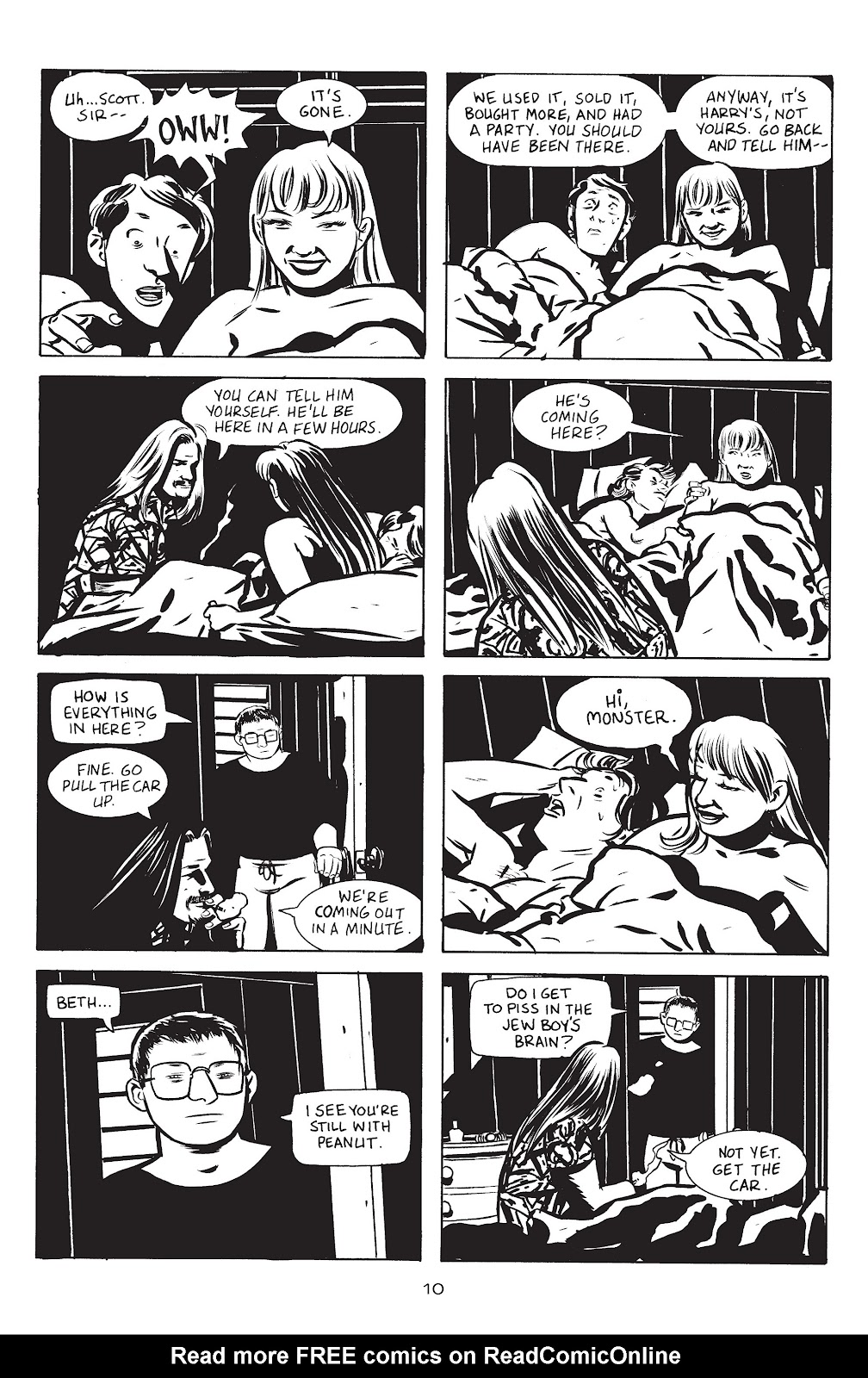 Stray Bullets Issue #14 #14 - English 12