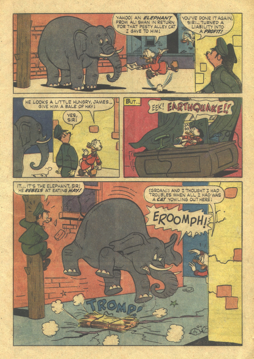Uncle Scrooge (1953) Issue #53 #53 - English 29