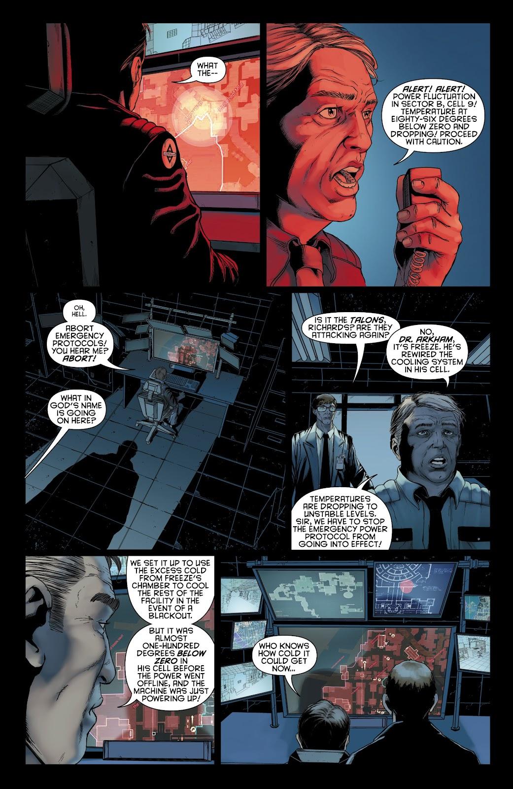 Batman (2011) Annual 1 #11 - English 8