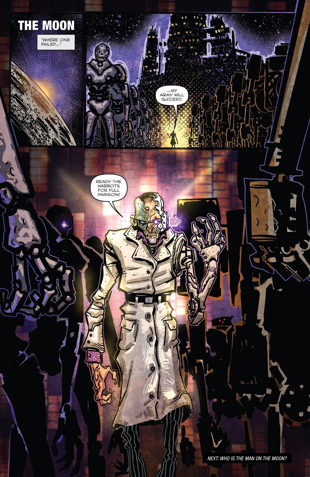 Zombies vs Robots (2015) Issue #6 Page 14