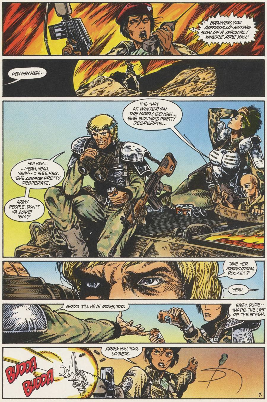Read online Scout comic -  Issue #22 - 8