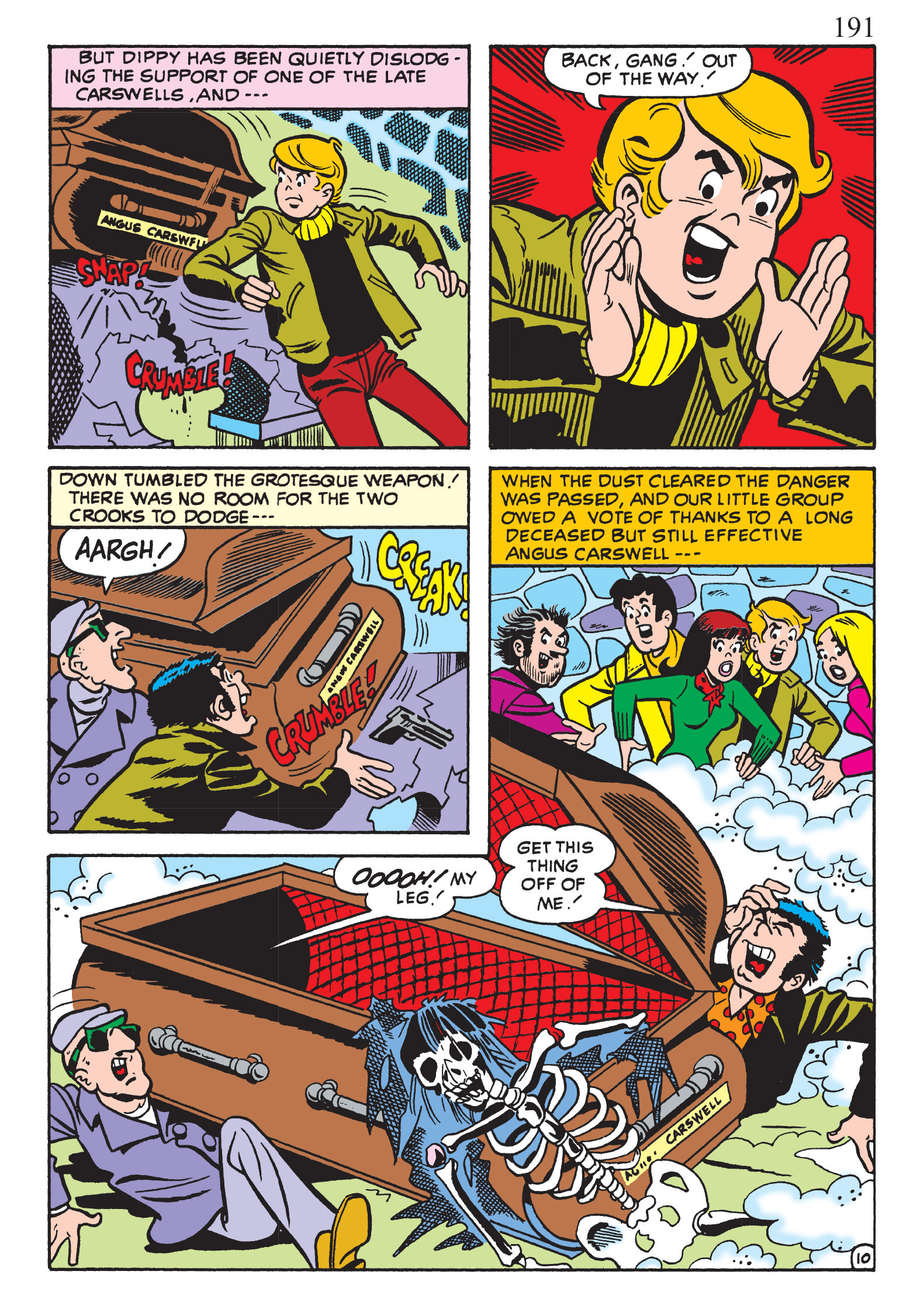 Read online The Best of Archie Comics comic -  Issue # TPB 2 (Part 1) - 193