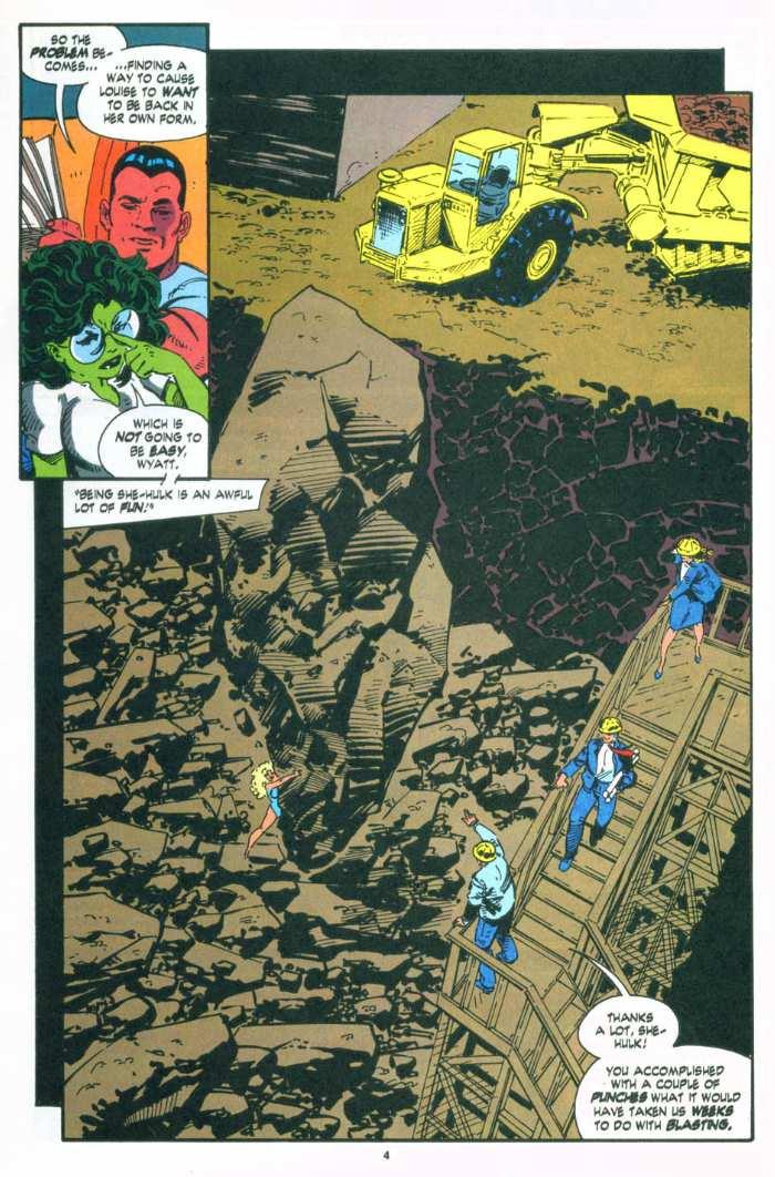 The Sensational She-Hulk Issue #49 #49 - English 6