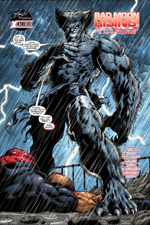 Excalibur (2004) Issue #7 #7 - English 4