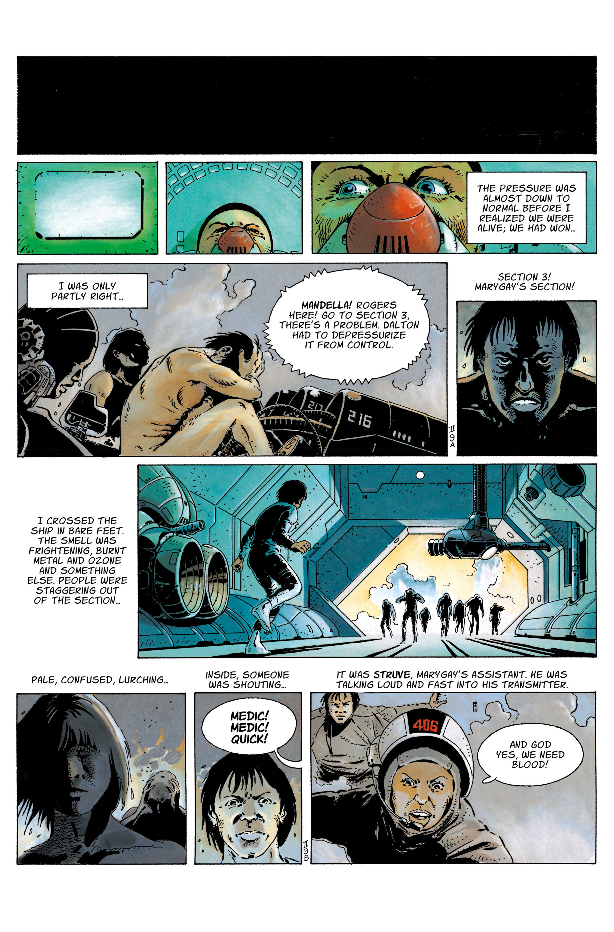 The Forever War (2017) #3 #4 - English 13