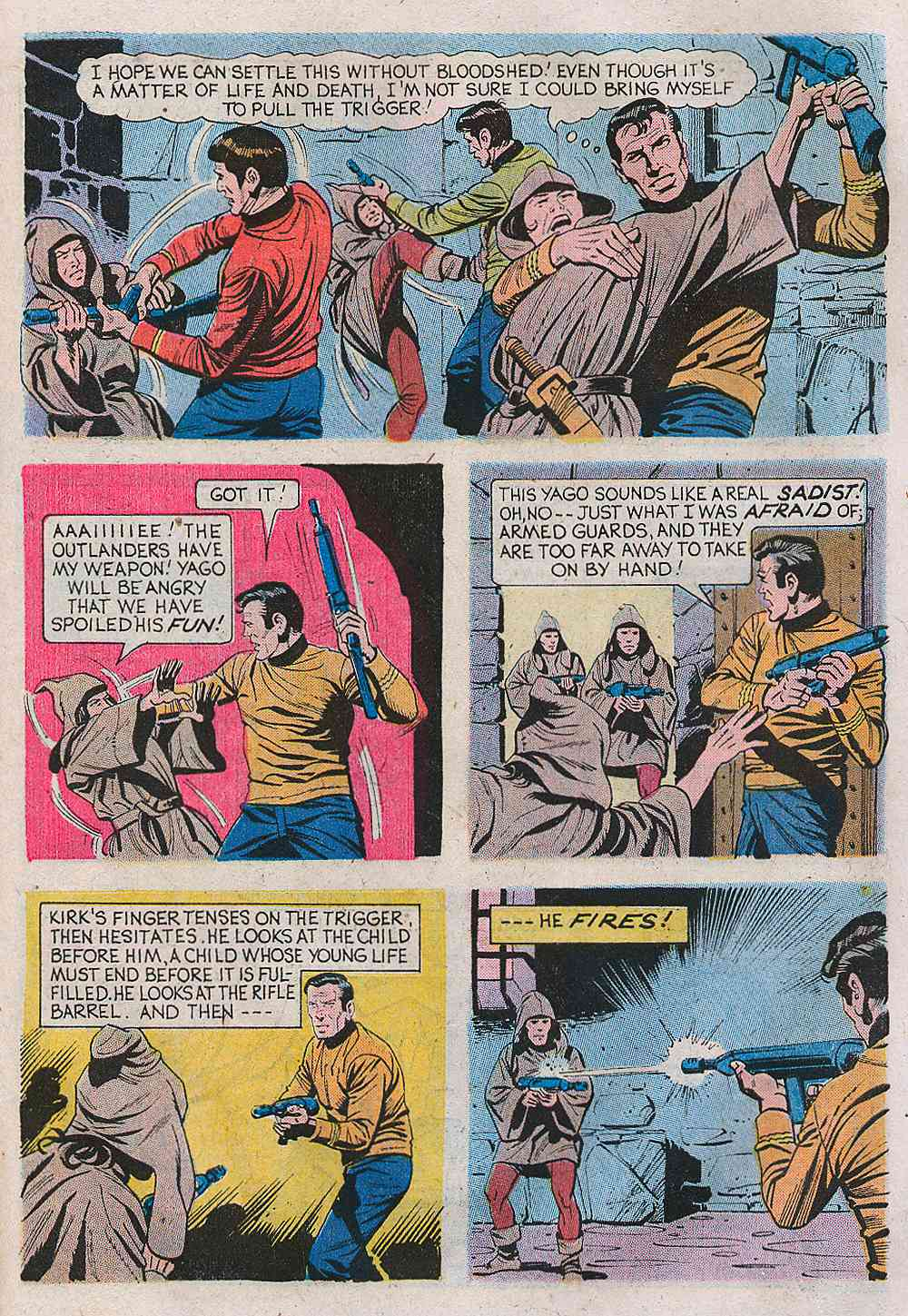 Star Trek (1967) Issue #23 #23 - English 24