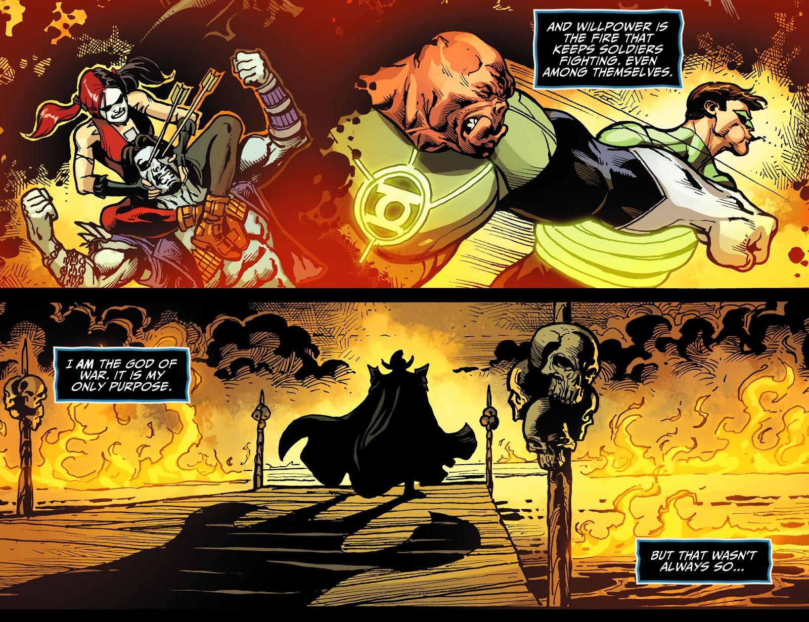 Injustice: Gods Among Us Year Four Issue #16 #17 - English 6